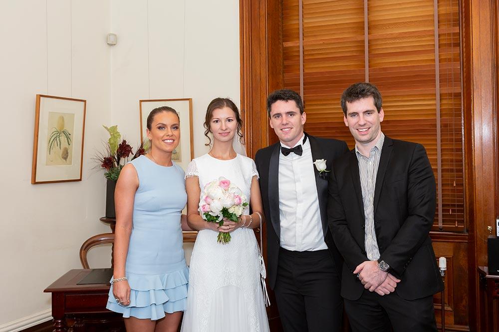 wedding photography family photo